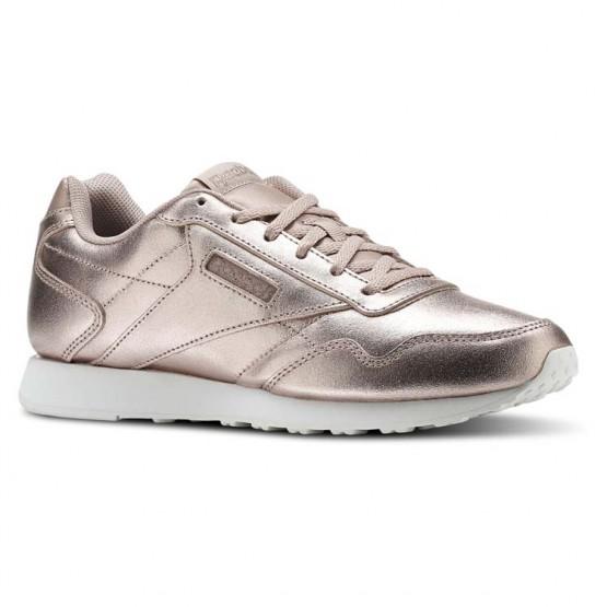 Reebok Royal Shoes For Women Rose Gold/White/Rose/Pink (535SIQRK)
