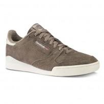 Reebok Phase 1 Shoes Mens Pn-Sandy Taupe/Chalk (544SCVIW)