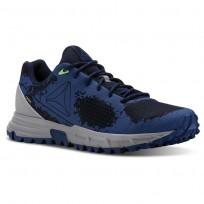 Reebok Sawcut Walking Shoes For Men Blue (546VSTUP)