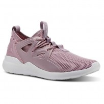 Reebok Cardio Motion Studio Shoes Womens Insused Lilac/Porcelain/Twisted Pink (547GVFIS)
