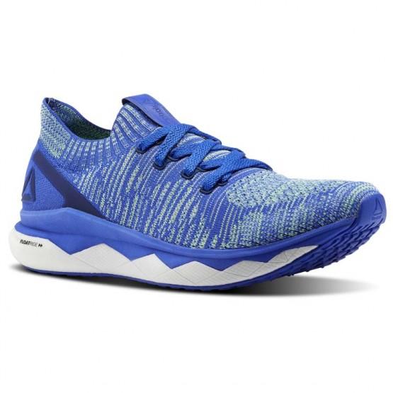 Reebok Floatride RS ULTK Lifestyle Shoes For Men Blue/Blue/White (549RWDQT)