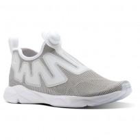Reebok Pump Supreme Lifestyle Shoes Mens White/Spirit White (579USYHM)