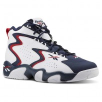 Reebok Mobius OG MU Shoes Mens White (598QFCPN)