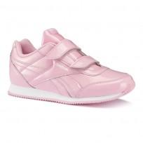 Reebok Royal Classic Jogger Shoes For Girls Light Pink/White (601CQHOU)