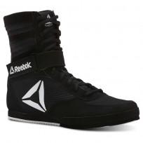 Reebok Boxing Tactical Shoes For Women Black/White (604HQNRI)