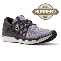 Reebok Custom Floatride Run Running Shoes Womens Quartz/Purple Fog/Smoky Volcano (606KEOIL)
