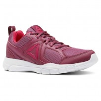 Reebok 3D FUSION TR Training Shoes Womens Twisted Berry/Twisted Pink/White (620FNKAP)