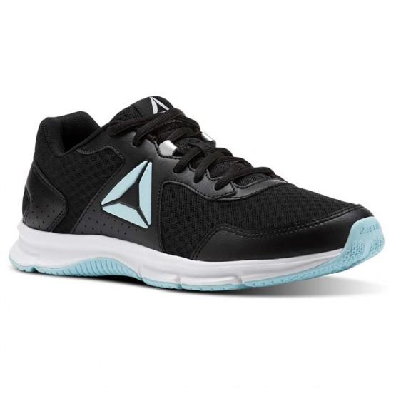 Reebok Express Shoes For Women White/Silver (645WBOIQ)