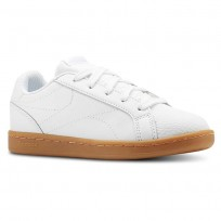 Reebok Royal Complete Shoes For Boys White (649OZAWR)