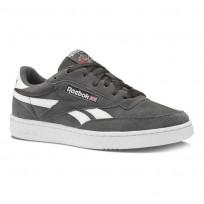 Reebok Revenge Plus Shoes Mens Estl- Coal/White (662CIHJE)