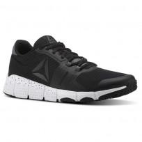 Reebok TrainFlex2.0 Training Shoes Mens Black/Alloy/White (676TFESG)