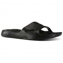 Reebok Kobo H2OUT Slippers Mens Black (694PGRKW)