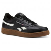 Reebok Revenge Shoes For Boys Black (697AMGDT)
