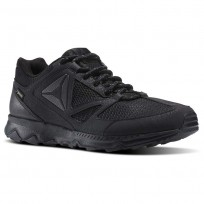 Reebok Skye Peak GTX 5.0 Running Shoes For Men Black/Grey (705NUGYP)