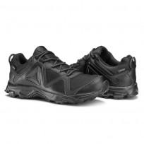 Reebok Franconia Ridge 3.0 GTX Walking Shoes For Men Black (728JCZSI)