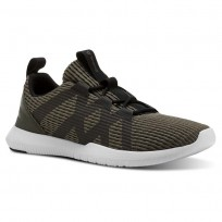 Reebok Reago Training Shoes For Men Dark/Black (753RVTYH)