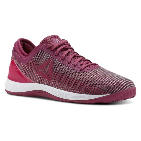 Reebok CrossFit Nano Shoes Womens Twisted Berry/Twisted Pink/Wht/Infused Lilac (755NLYUC)