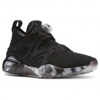 Reebok The Pump Izarre Dance Shoes Womens Black/Steel/White (798SHNXE)