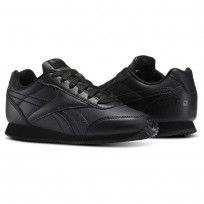 Reebok Royal Classic Jogger Shoes For Kids Black (805DCKLN)