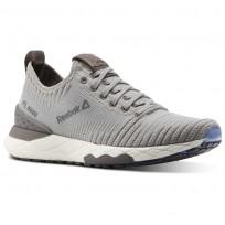 Reebok Floatride 6000 Lifestyle Shoes For Women Grey/Grey/White (808BONWA)