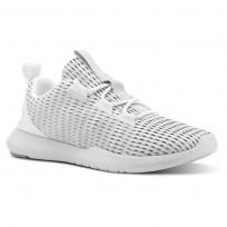 Reebok Reago Training Shoes Womens White/Skull Grey/Porcelain/Field Tan (808EDMAR)