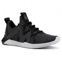 Reebok Reago Training Shoes For Men Black/Grey/Grey (812KXEHL)