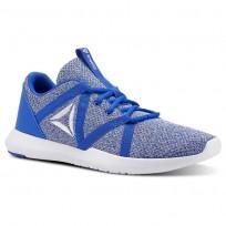 Reebok Reago Training Shoes For Men Blue/White/Black (815EHYAF)