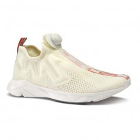 Reebok Pump Supreme Lifestyle Shoes Mens Chalk/Carotene/Almost Grey/Coal (818FHKEL)
