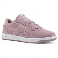 Reebok Royal Techque Shoes Womens Infused Lilac/Bare Beige/White (822FIPGR)