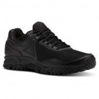 Reebok Ridgeride Trail 3.0 Walking Shoes For Women Black (848GWHIJ)