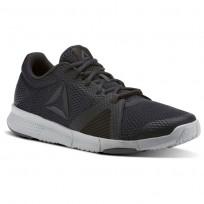 Reebok Flexile Training Shoes For Men Black/Grey (886SLWGR)
