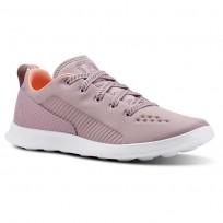 Reebok Evazure DMX LITE Walking Shoes For Women Pink/White (921HVASJ)