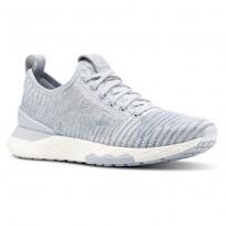 Reebok Floatride 6000 Lifestyle Shoes For Women White/Blue/Blue (924BORGZ)