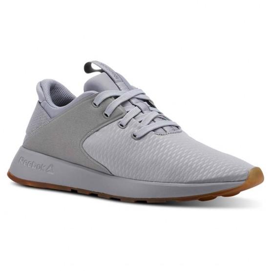 Reebok Ever Road DMX Walking Shoes Mens Cool Shadow/Gum/Coal (955QWMJN)