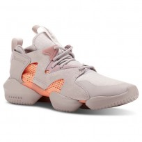 Reebok 3D OP. Shoes Mens Lavender Luck/Infused Lilac/Digital Pink (961FTZYX)