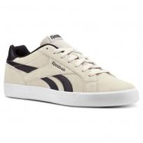 Reebok Royal Complete Shoes Mens Stucco/Black/White (966PZSMO)
