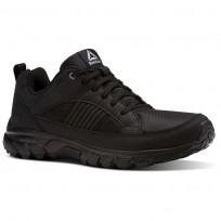 Reebok DMXRide Comfort Running Shoes Mens Black/Cool Shadow (982AHNQJ)